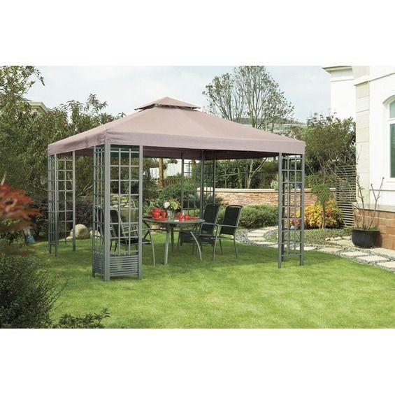 Great OBI Pavillon Olvera x cm direkt im OBI Online Shop kaufen Garden Ideas