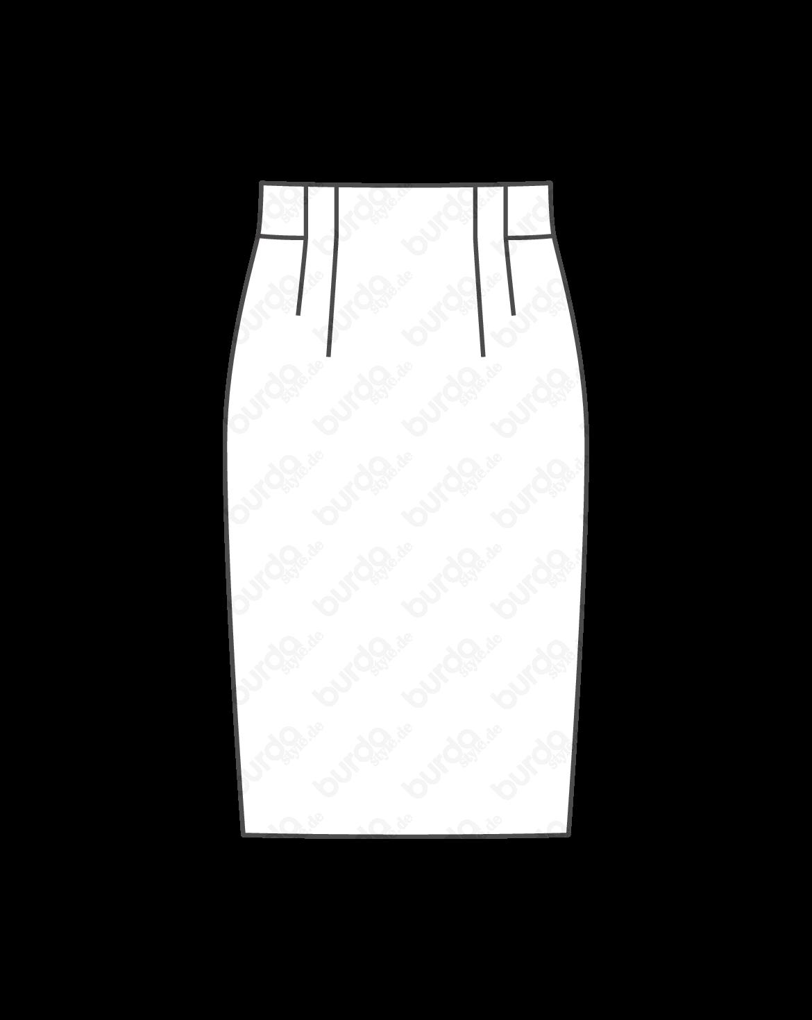 Schnittmuster Pencilskirt 02/2018 #119 | torby | Pinterest | Sew ...