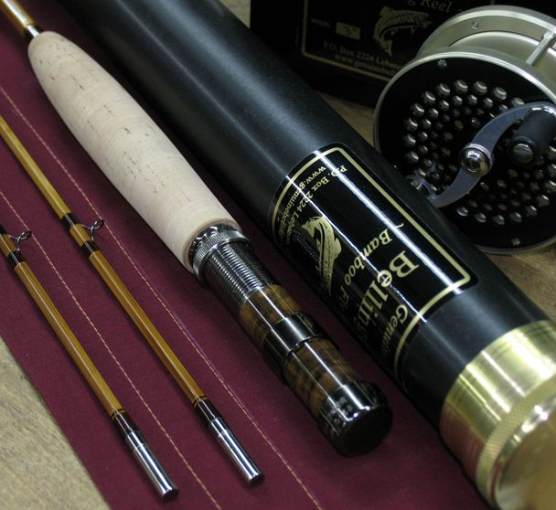 Bellinger Classic Bamboo Rods Bamboo Fly Rod Fly