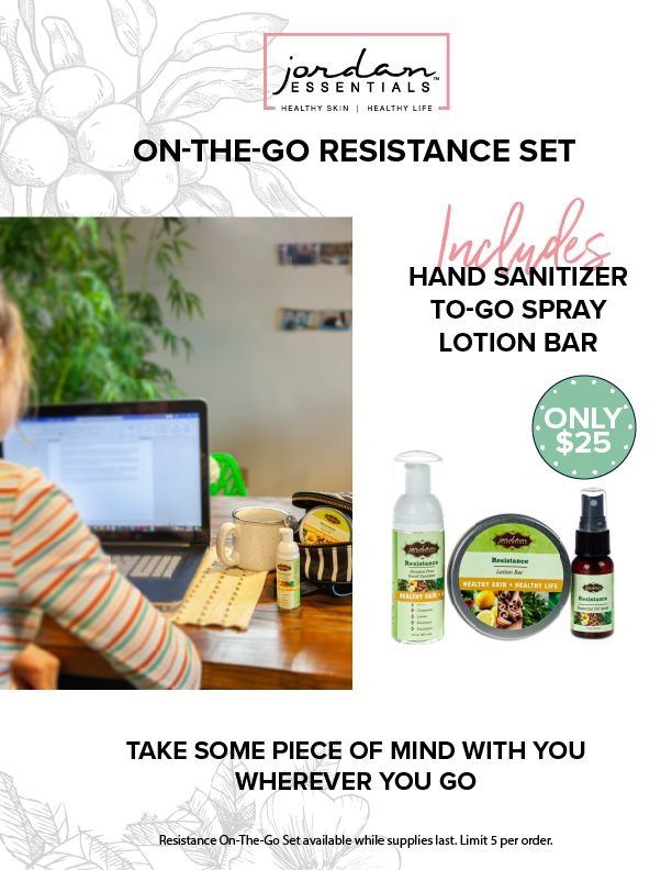Resistance Hand Sanitizer Set In 2020