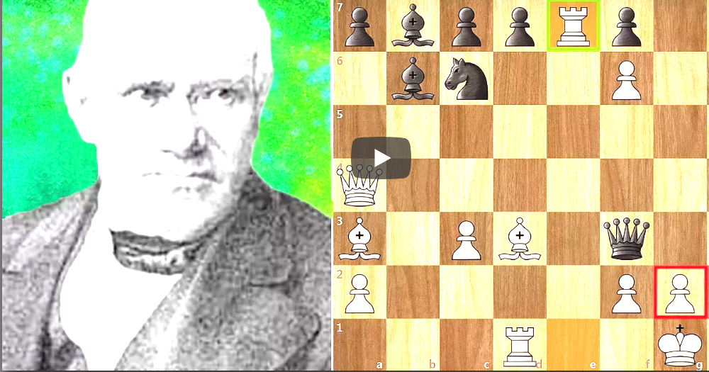 Chess Games Most Beautiful Chess Game Ever Played The Evergreen Game