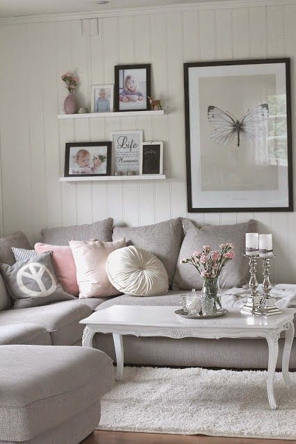 Deco inspiraci n en sof s grises decoraci n pinterest for Sofas grises decoracion