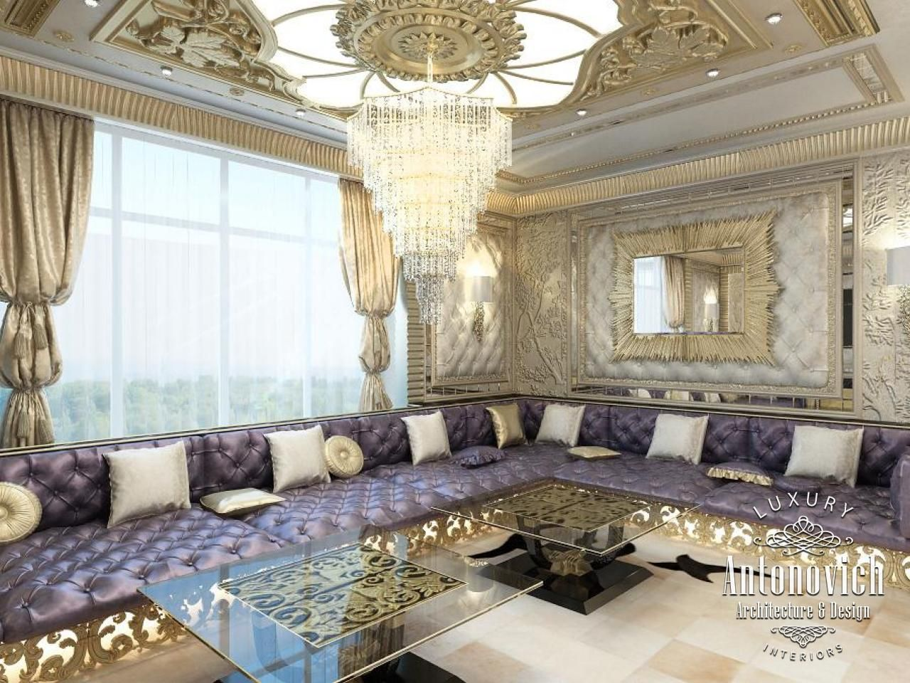 Villa interior design in dubai villa in qatar photo 21 for Villa interior design dubai