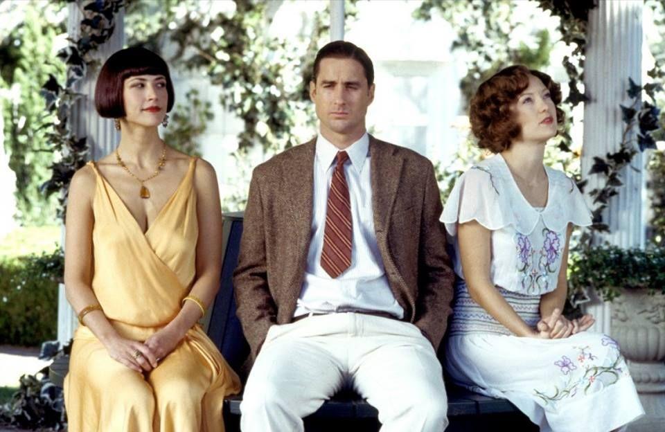 Sophie Marceau, Kate Hudson, and Luke Wilson in Alex & Emma - Escrevendo Sua História de Amor (2003)