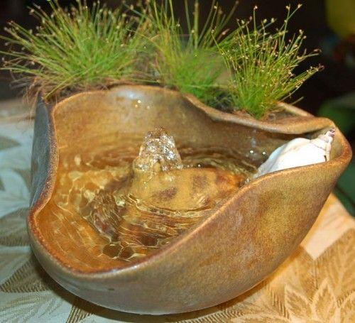 Tabletop Water Fountains Indoor