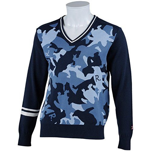 Amazon.co.jp: マンシングウェア Munsingwear 12Gセーター RM4210 G282 グリーン M: 服&ファッション小物