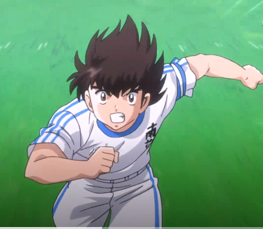 Captain2018Ozora Tsubasa Bóng đá