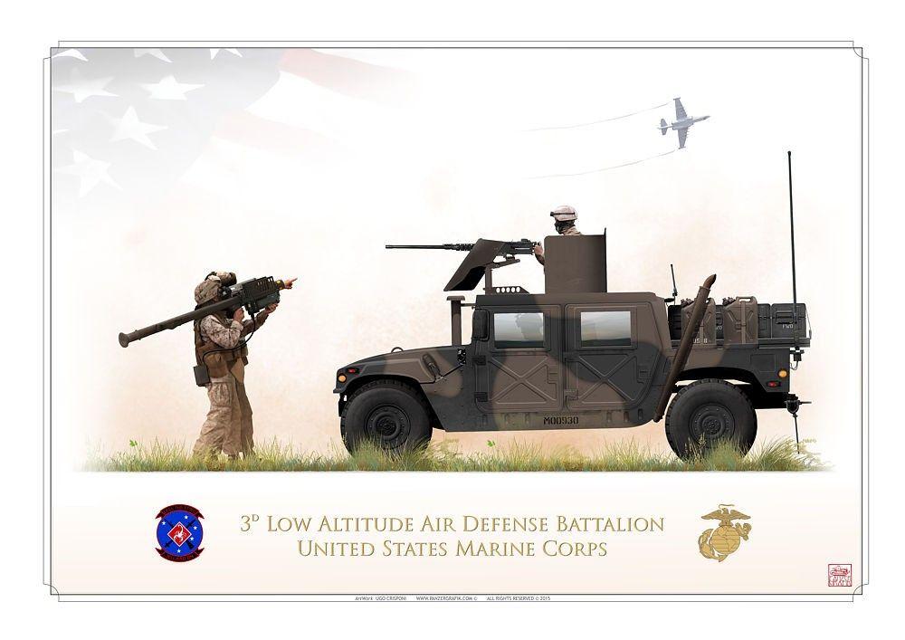 Usmc Humvee Stingers 3rd Laad Battalion Jpg 14 Usmc Military Vehicles Battalion