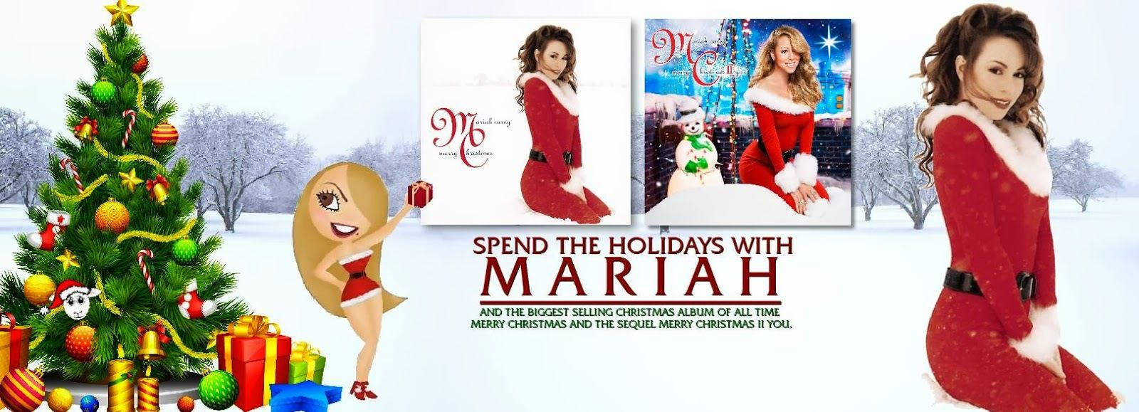 Mariah Carey Christmas Album Mariah Carey Christmas Album Christmas Albums Play Christmas Songs
