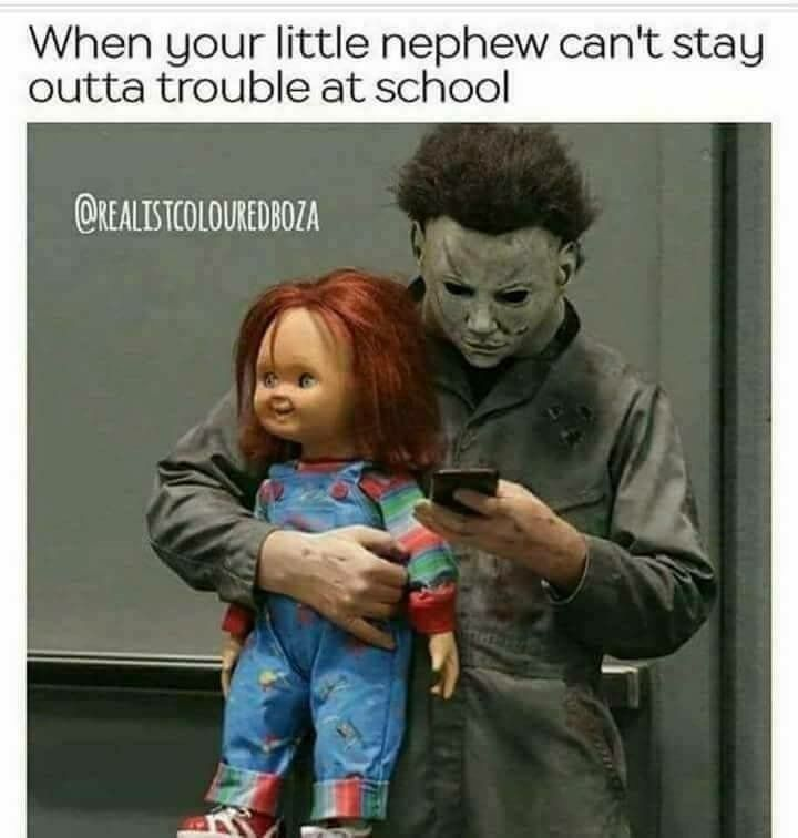 Scary dating memes
