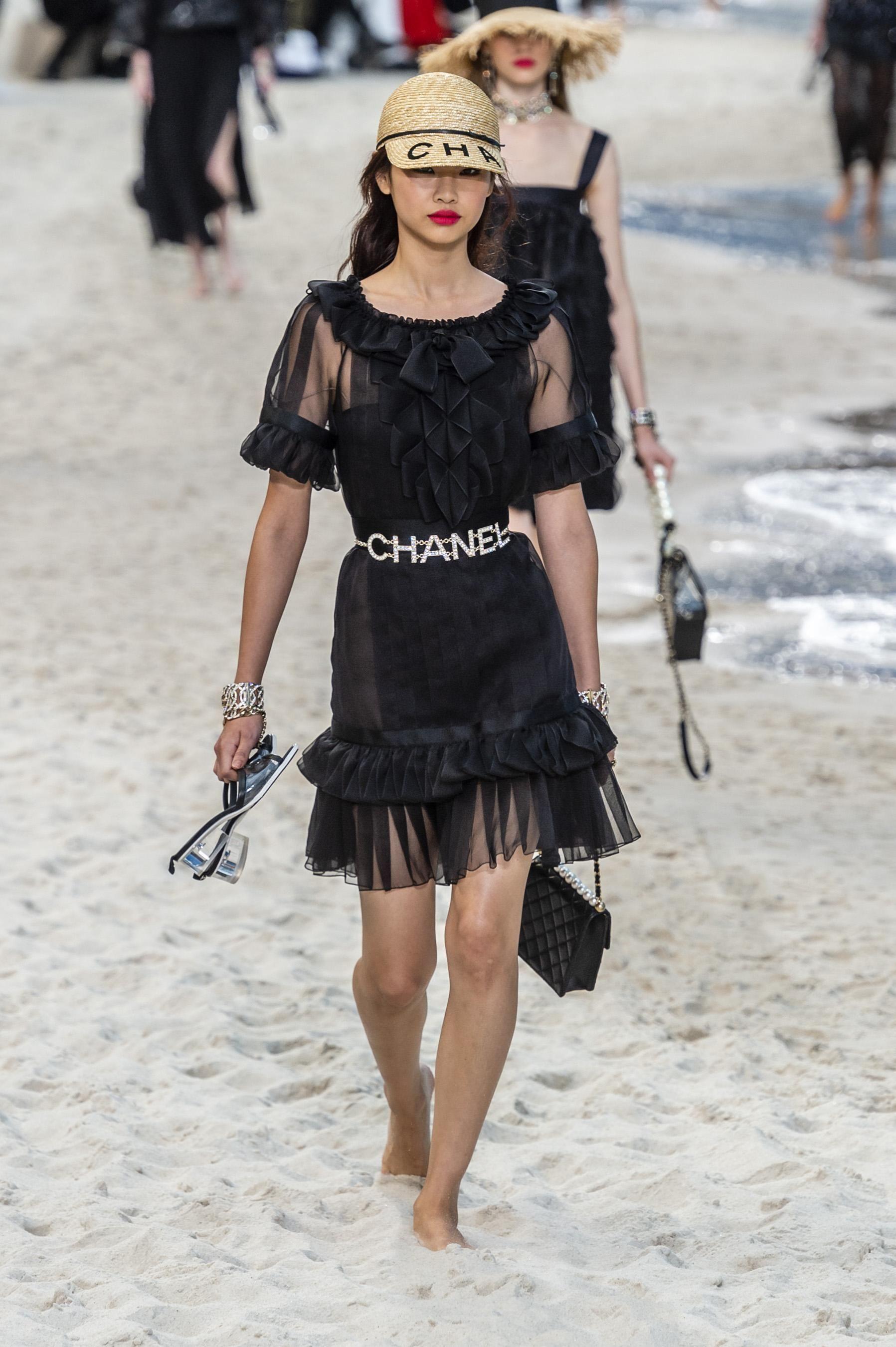 Défilé Chanel printempsété 2019 Prêtàporter Idées de