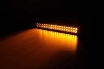 21 5 120w Amber White Led Light Bar