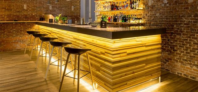 Taburetes para barras de bar bar pinterest barra de for Diseno de barras de bar rusticas