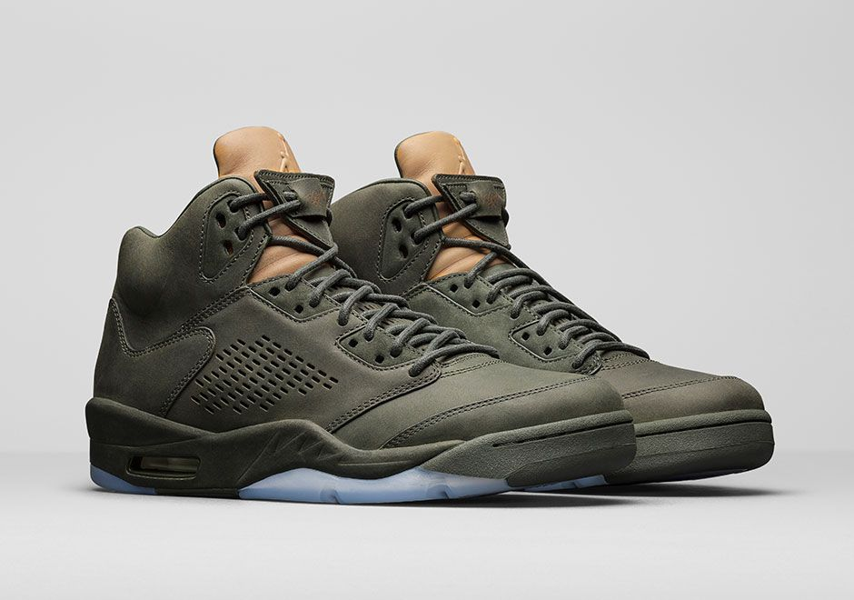 the best attitude e9428 1d3c0 Air Jordan 5 Take Flight Release Date. The Air Jordan 5 Take Flight  releases in February 2017 dressed in Sequoia Green, Metallic Gold and  Vachetta Tan.