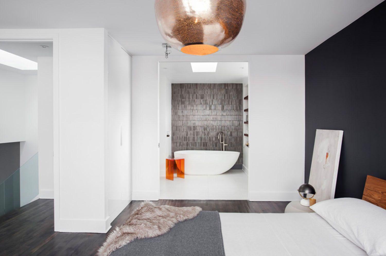 Architecture / Design / Contemporain / Chambre des maîtres / Salle ...