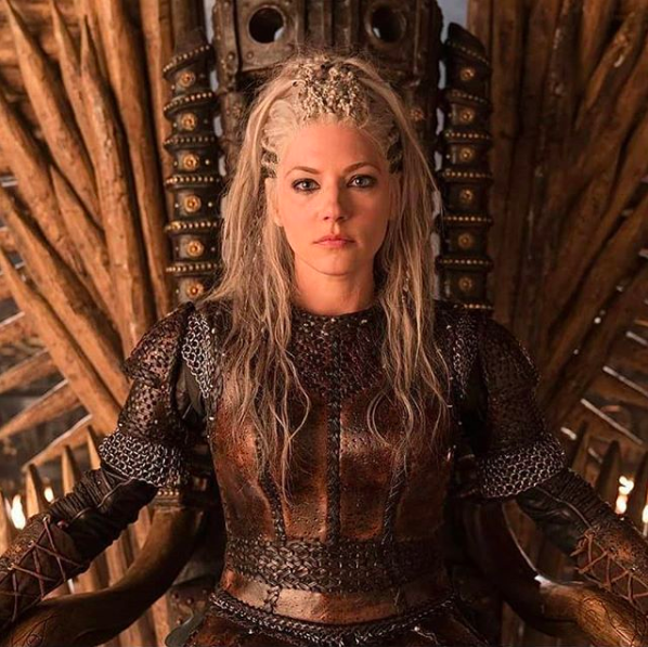 Lagertha Viking Hair Viking Woman Lagertha Lothbrok