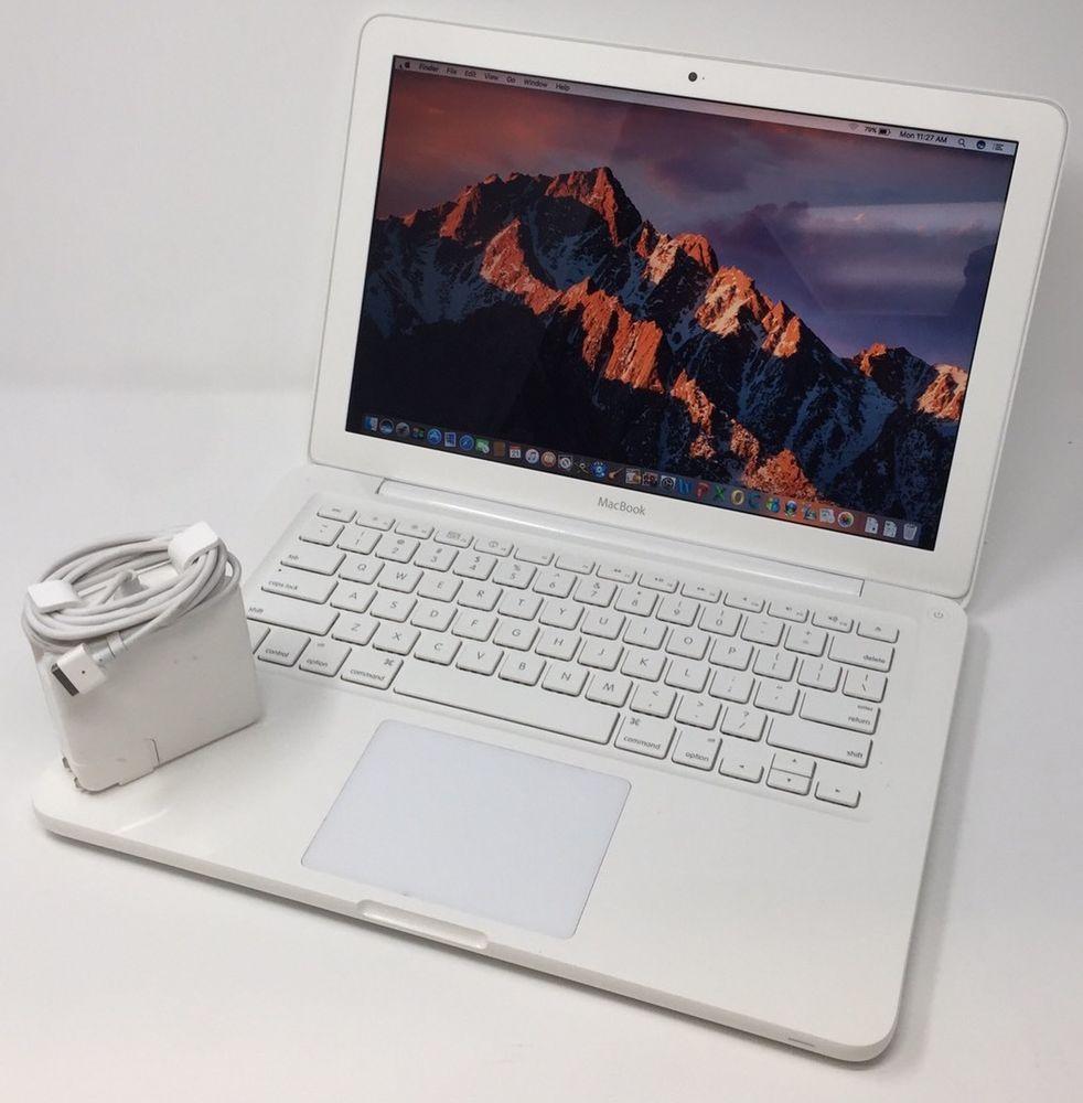 2010 Apple Macbook Unibody 13 3 2 4ghz 2gb Ram 250gb Hd A1342 Mc516ll A Macbook Macbook Unibody Apple Macbook