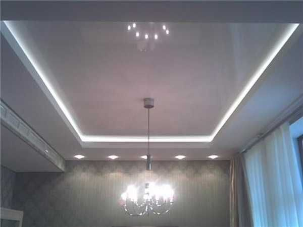 lighting for ceilings. 30 glowing ceiling designs with hidden led lighting fixtures for ceilings