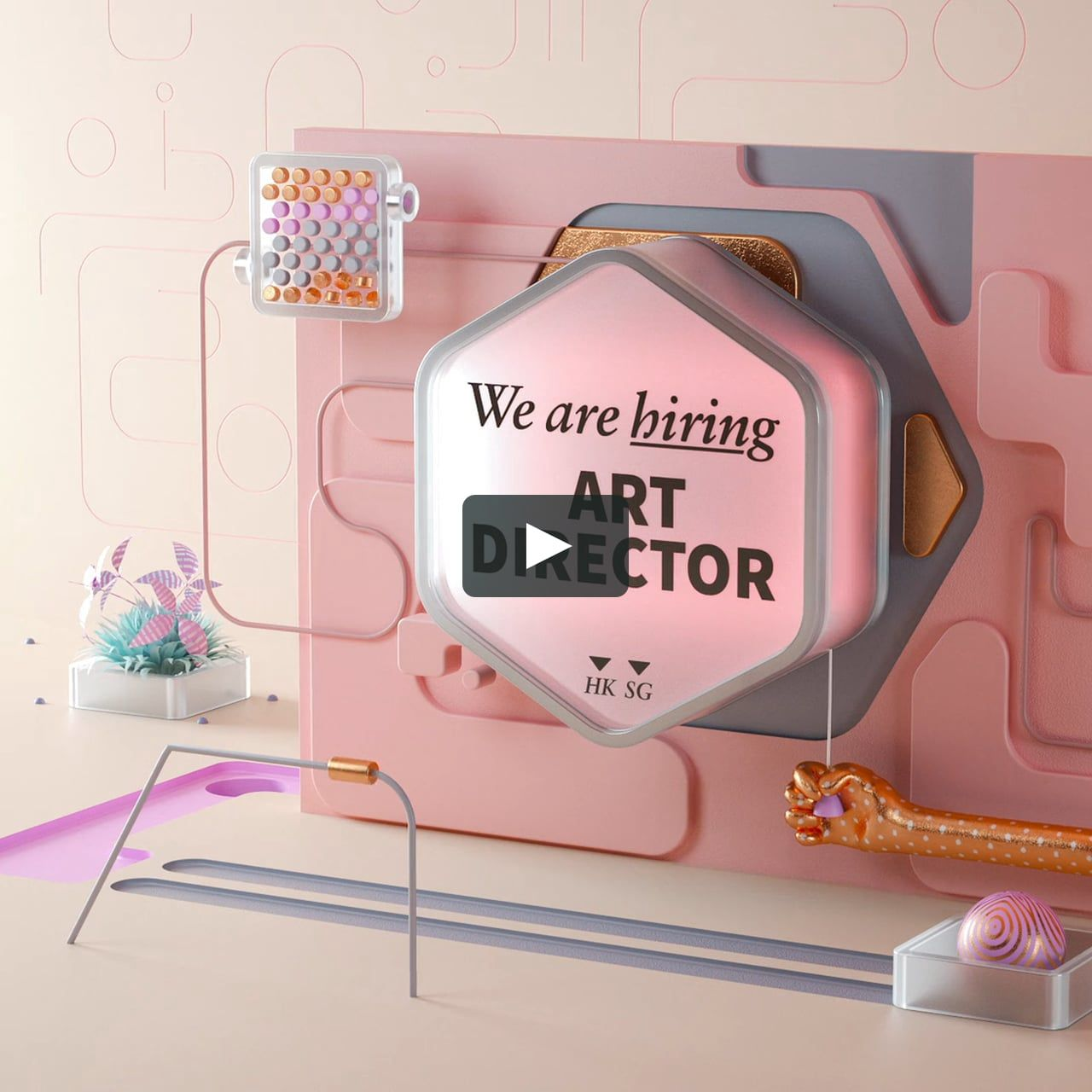 Our agency is growing and we're looking for motivated designers who hold themselves to a high standard. We specialise in all things video - from motion graphics… #motiongraphic