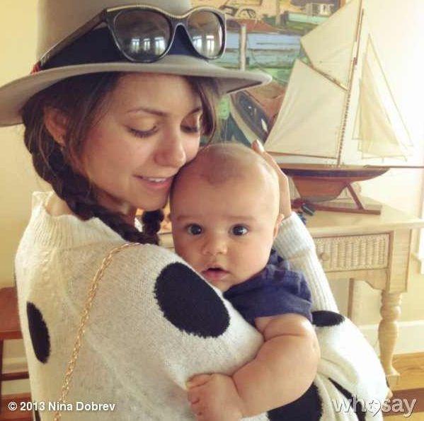 All natural Nina and a baby