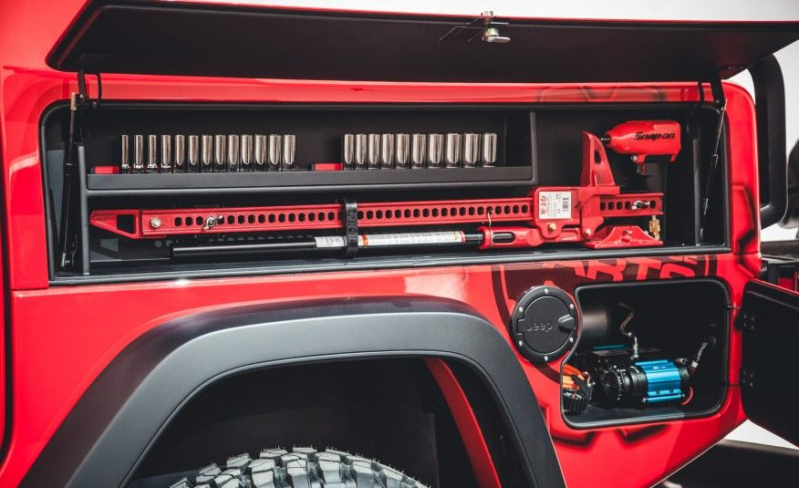 Jeep Wrangler Responder Concept Pictures Photo Gallery Car And