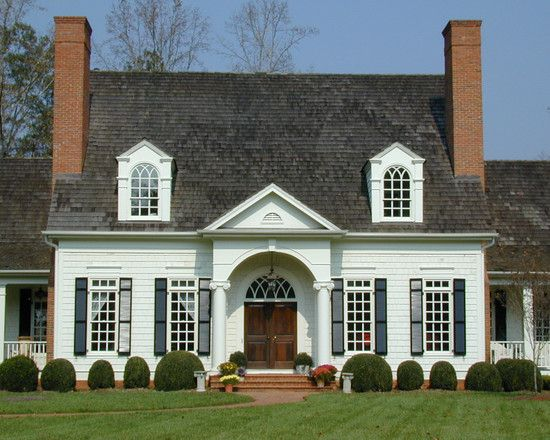 Traditional Exterior Cape Cod Design Pictures Remodel Decor And Ideas Page 57 Pretty