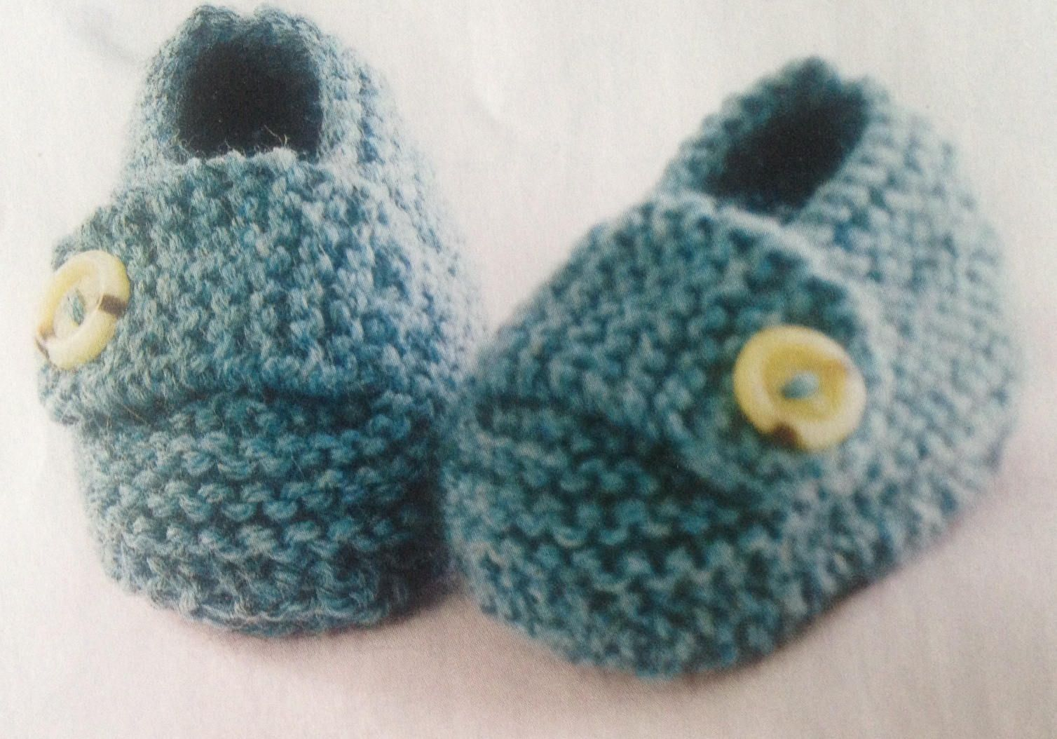 Loafer Shoe Instant Down load Easy Quick Knitting Pattern PDF File ...