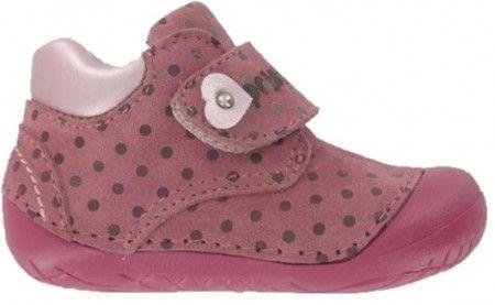 9c5d35c31fa8 Primigi 2400911 Pink Spot Pre-walkers