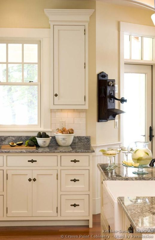Victorian Kitchen Cabinets Crown Point Cabinetry crown