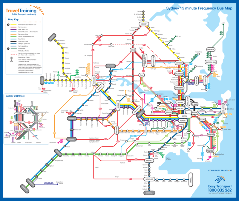 Athens Public Transportation Map Athens for business travel
