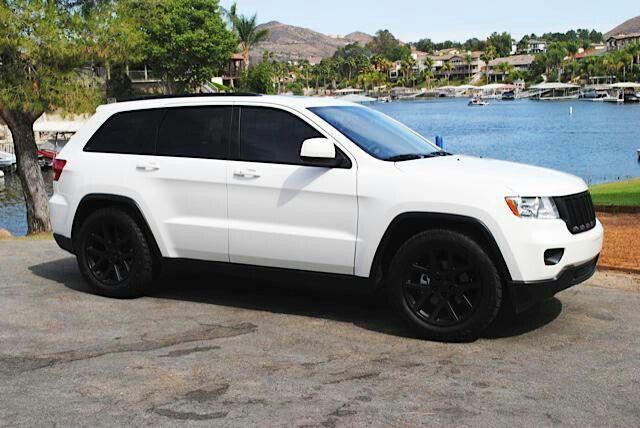 Black Wheels Luxury Suv Cars Jeep Grand Cherokee Srt New Cars