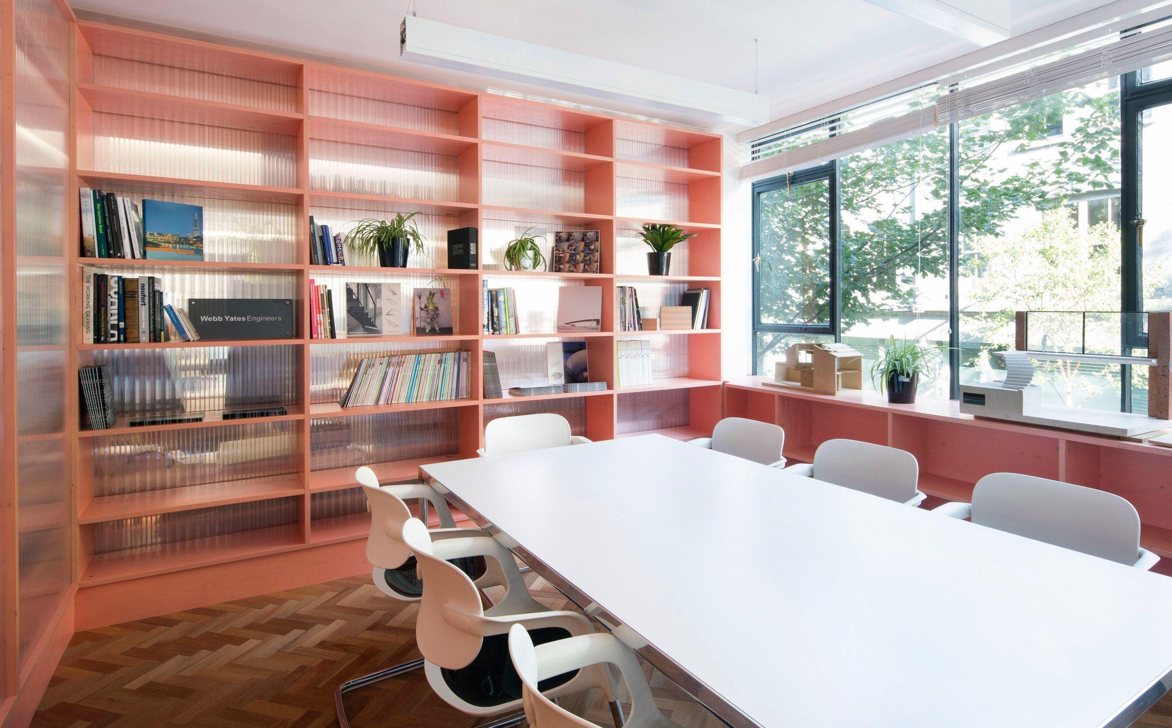 Studio Interrobang Refurbishes Shoreditch Office Interiors Home Furniture Decor