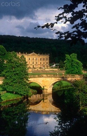 Chatsworth House and Monumental Garden - Bakewell.