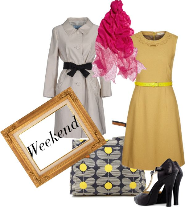 """""""Weekend"""" by micmeron on Polyvore"""