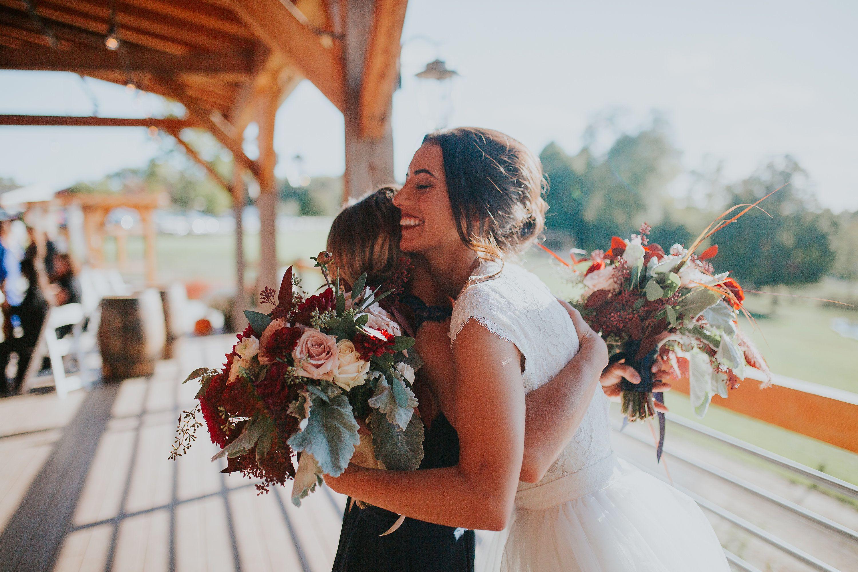 Rustic Wedding At Mapleside Farms In Brunswick Ohio