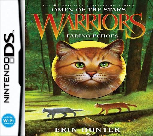 Warriors Erin Hunter Lost Stars: Image's Ds Game Warrior Cats Game