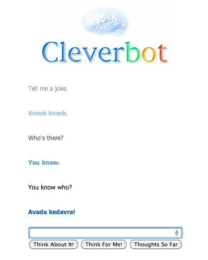 Well Played Cleverbot Well Played Harry Potter Jokes Harry Potter Obsession Harry Potter Funny