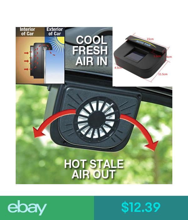 Attic Fans & Ventilators ebay Electronics Solar