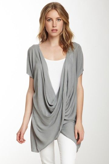 Barry Reversible Jersey Sweater by Rachel Zoe on @HauteLook