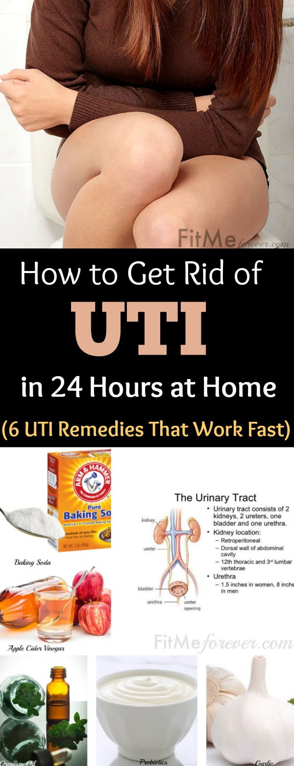 Medium Of Apple Cider Vinegar Uti
