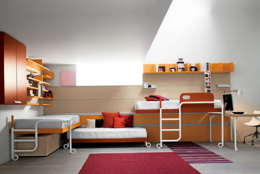 Etagenbett Teenager : Ideen für queen size teen etagenbett etagenbetten ein