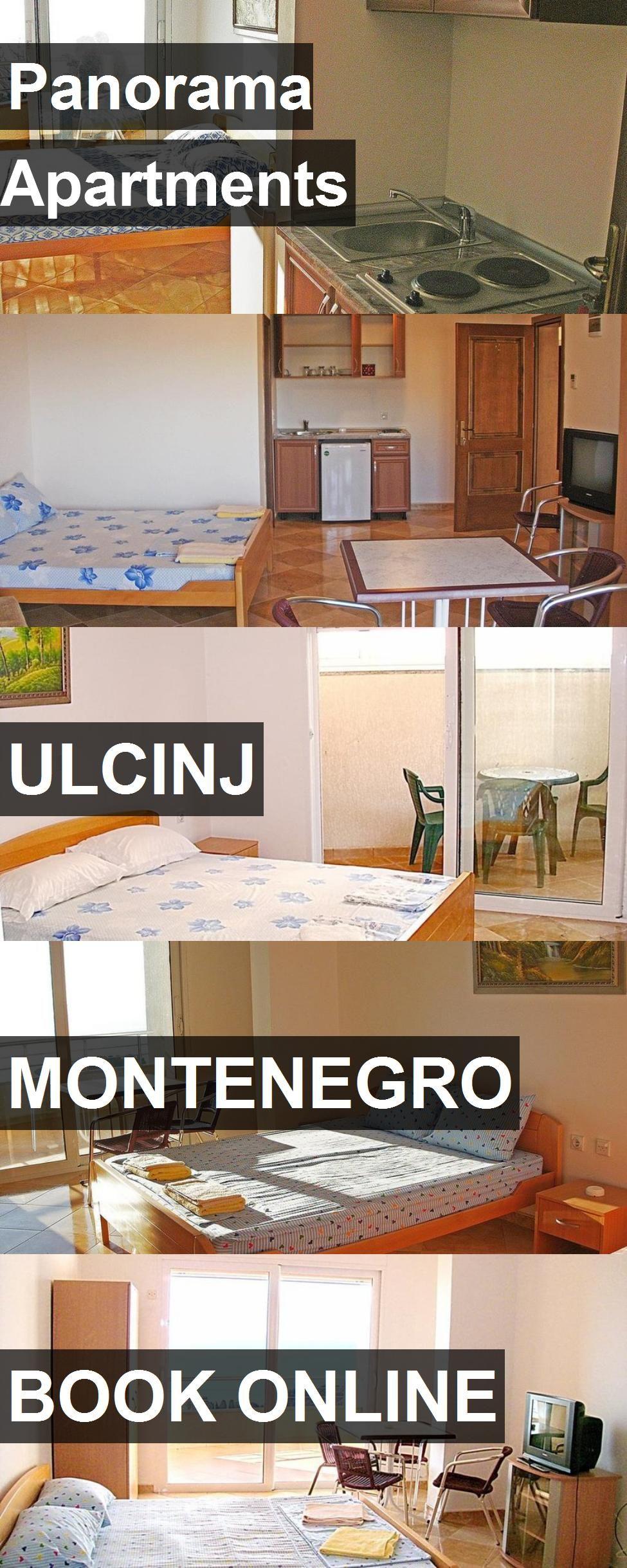 Panorama Apartments in Ulcinj, Montenegro  For more