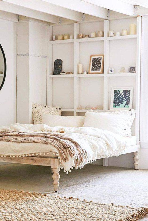 30 ideas para hacer cabeceras de cama, baratas y bonitas | para casa ...