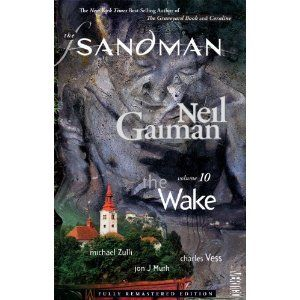 Sandman Vol. 10: The Wake (New Edition) (Sandman (Graphic Novels)): Neil Gaiman, Various: 9781401237547: Amazon.com: Books