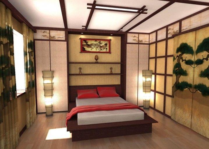 Asiatische Schönheit Im Schlaf Genagelt