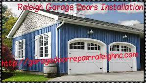 Raleigh Garage Doors Provides You Full Service Of Garage Door