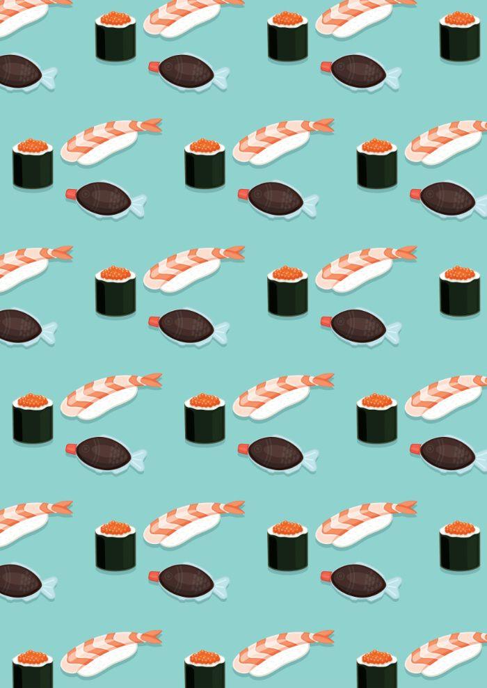 Sushi-licious patterns_mbf