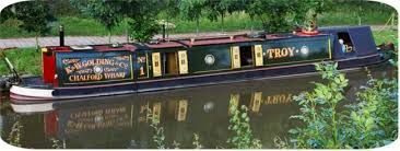 traditional canal barges - Google Search