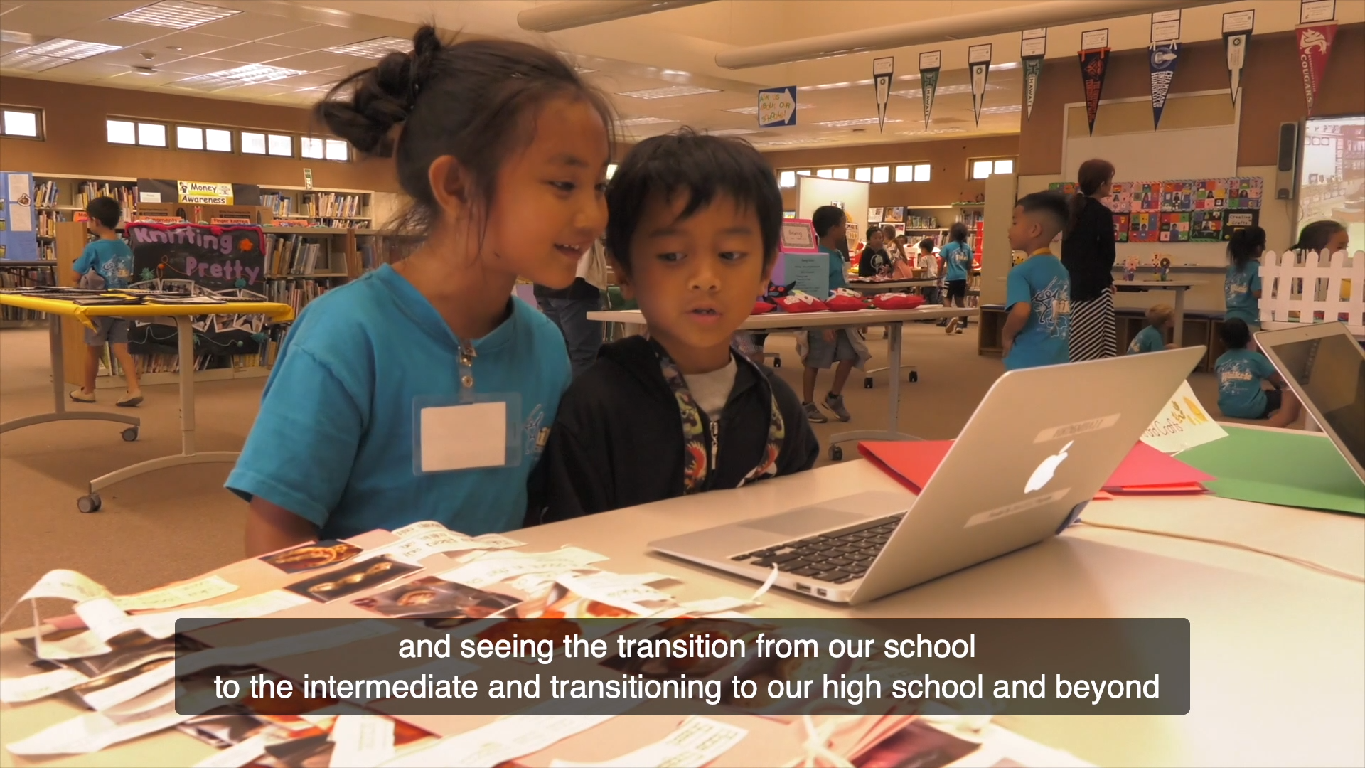 Waikele Elementary fully integrates academy pathways into their school design, preparing students for college, careers and community with explorative learning experiences that spark and shape student passion. #WaikeleRocks #HI4PublicEd