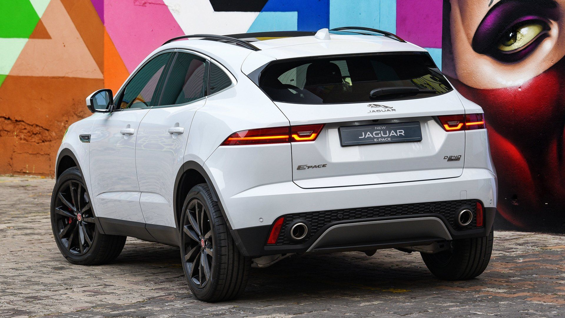 Vehicles Jaguar E Pace Subcompact Car Crossover Car Suv Luxury